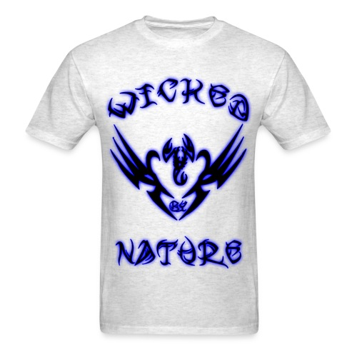 Wicked By Nature - Men's T-Shirt