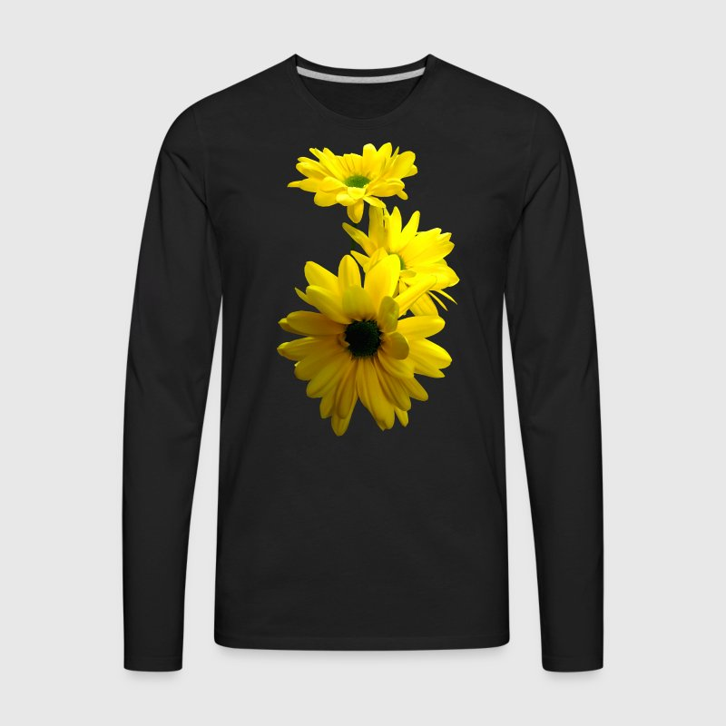 Bright Yellow Long Sleeve T Shirt Artee Shirt