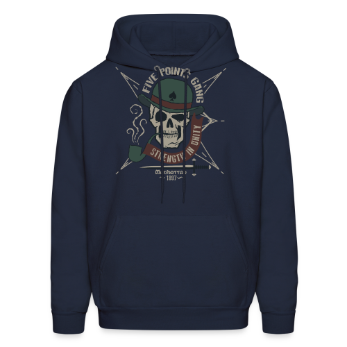 Five_Points_Gang - Men's Hoodie