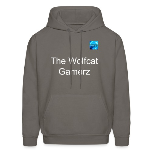 the wolfcat gamerz jumper - Men's Hoodie