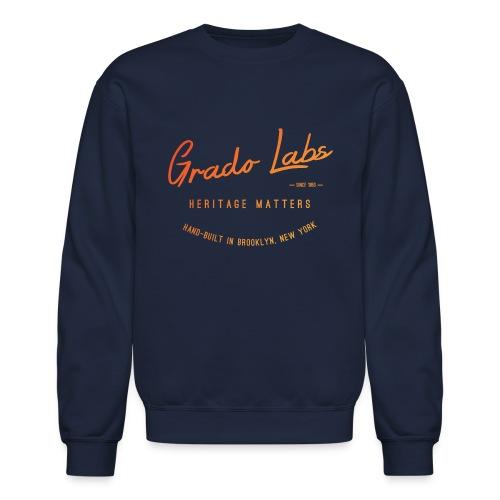 Grado Heritage Crewneck - Summer Gradient - Women - Crewneck Sweatshirt