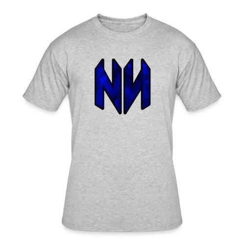 WFT (Blue) - Men's 50/50 T-Shirt