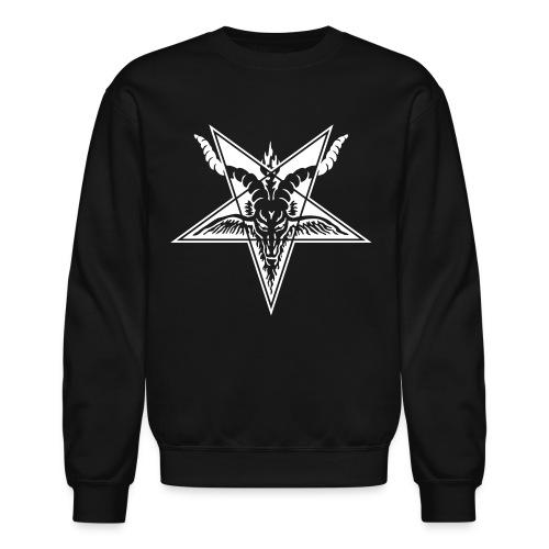 hail satan - Crewneck Sweatshirt