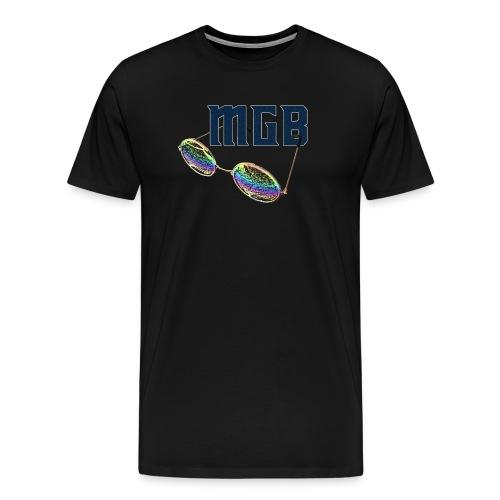MGB Sunglasses - Men's Premium T-Shirt