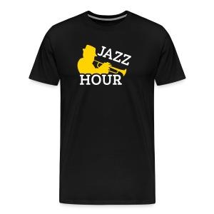 Jazz Trumpet Player - Men's Premium T-Shirt