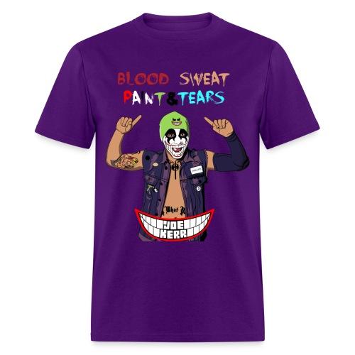 Blood, Sweat, Paint, & Tears - Men's T-Shirt