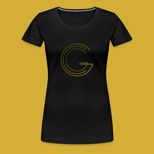 Stylized GCG Womens - Women's Premium T-Shirt