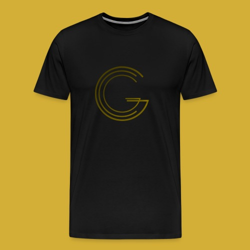 Stylized GCG Mens - Men's Premium T-Shirt