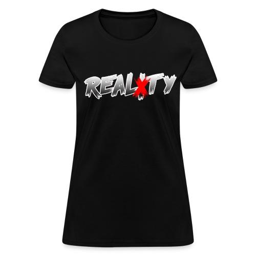 REALXTY Logo Women's T-Shirt - Women's T-Shirt