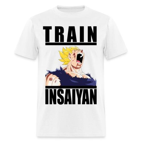 Train Insaiyan T-Shirt - Men's T-Shirt