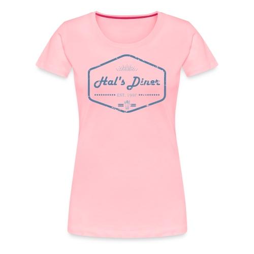 Hal's Diner | Women's T-shirt - Women's Premium T-Shirt