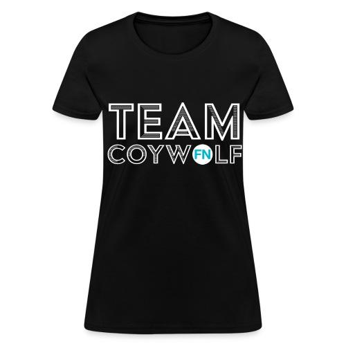 Team Coywolf T-shirt - Women's T-Shirt