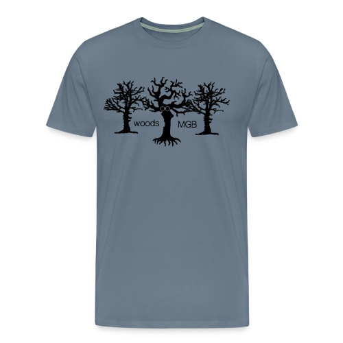 Premium woods shirt - Men's Premium T-Shirt
