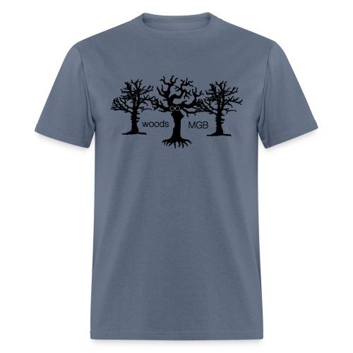MGB woods shirt - Men's T-Shirt