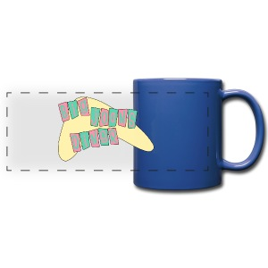 Big Joan's We Have One Size, It Comes In A Mug Mug - Full Color Panoramic Mug