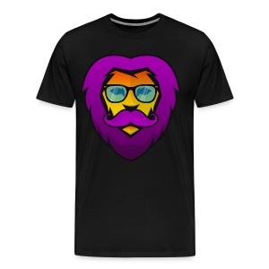 LionSwagger - Men's Premium T-Shirt