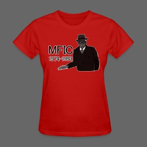 Detroit MFIC - Women's T-Shirt