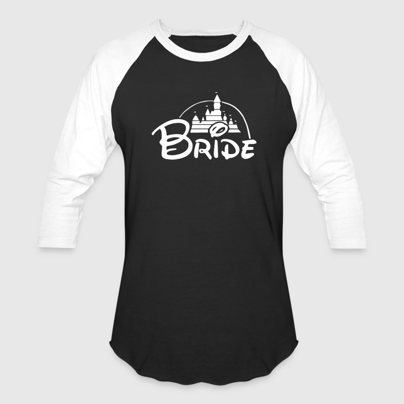 bride disney - Baseball T-Shirt