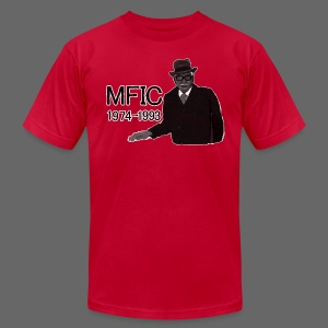 Detroit MFIC - Men's T-Shirt by American Apparel