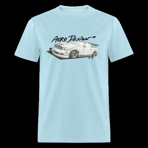 Mustang S197 T-Shirt (Front Only) - Men's T-Shirt