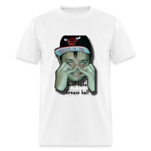 Beef Cake Grease Ball Men's - Men's T-Shirt
