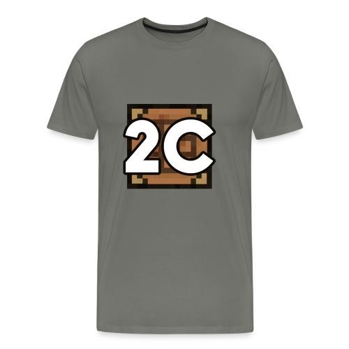 2Crafts Mans Shirt - Men's Premium T-Shirt