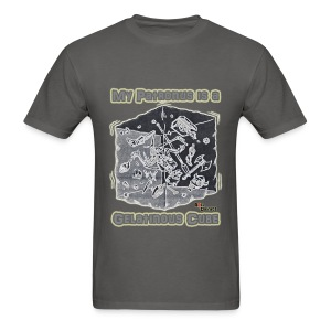 My Patronus is a Gelatinous Cube Men's Tee - Men's T-Shirt