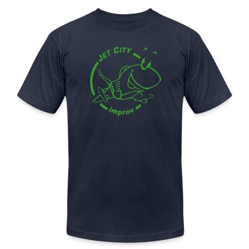 Men's JCI Tee - Go Hawks Colorway - Men's Fine Jersey T-Shirt