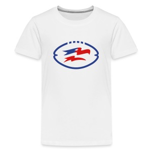 Kids Screaming Eagles Logo in Ball Tee - Kids' Premium T-Shirt