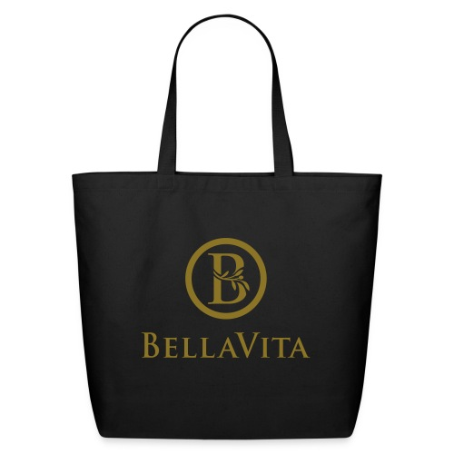 BellaVita Tote Bag - Eco-Friendly Cotton Tote