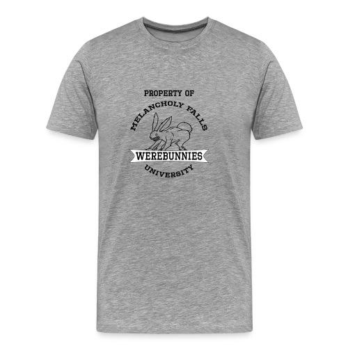 MFU Werebunnies - Men's - Men's Premium T-Shirt