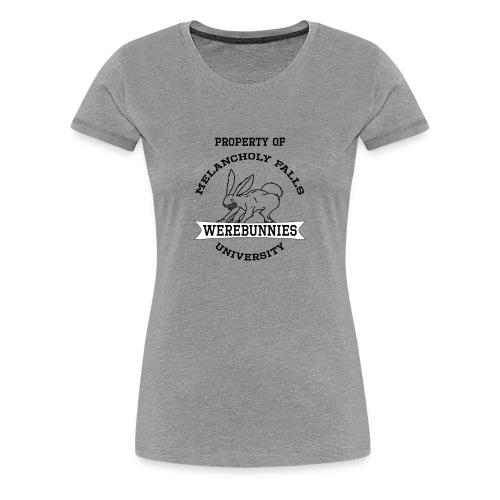 MFU Werebunnies - Women's - Women's Premium T-Shirt