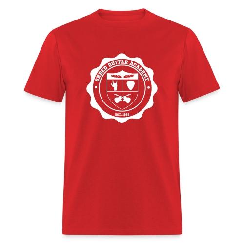 Shred Guitar Academy- Men - Men's T-Shirt