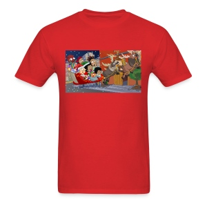 LFDB Xmas - Men's T-Shirt