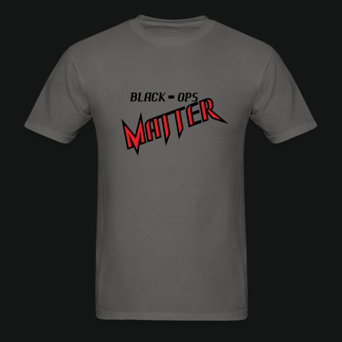 BLACK OPS TEE - Men's T-Shirt