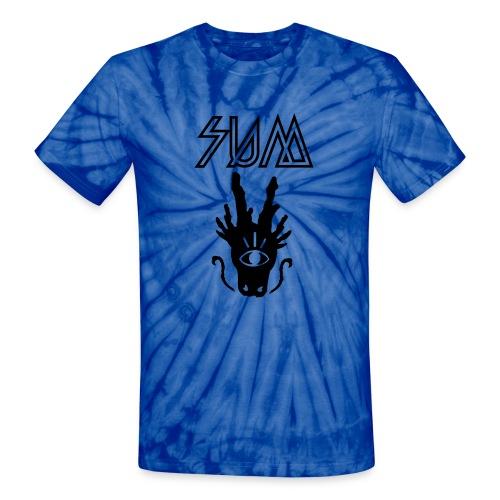 Ice Giant x Unisex Tee - Unisex Tie Dye T-Shirt