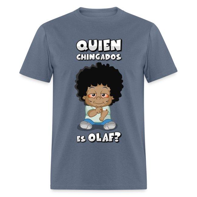 Quien Chingados es Olaf?