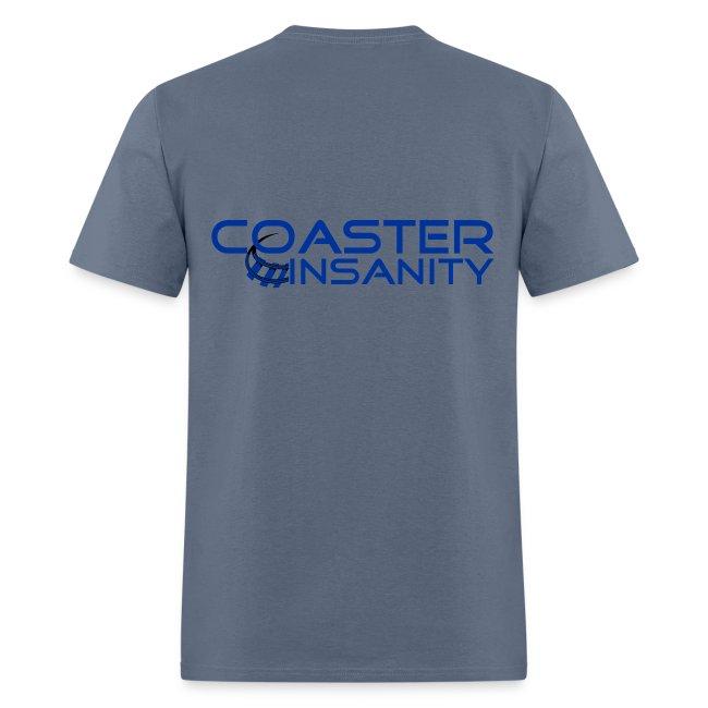Men's T-Shirt v2 NEW LOGO (Multiple Colors Available)