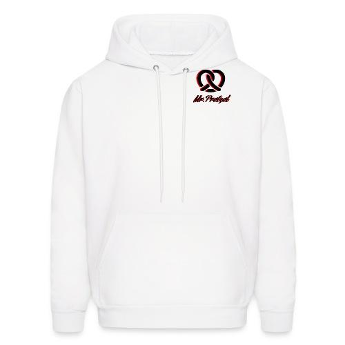 Mr. Pretzel small logo Sweater (All Colors) - Men's Hoodie