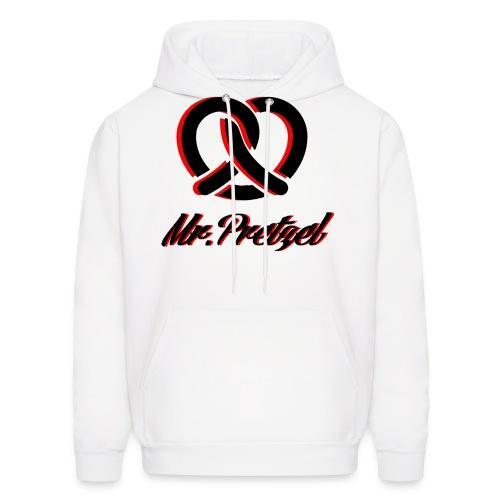 Mr. Pretzel full logo sweater (All colors) - Men's Hoodie