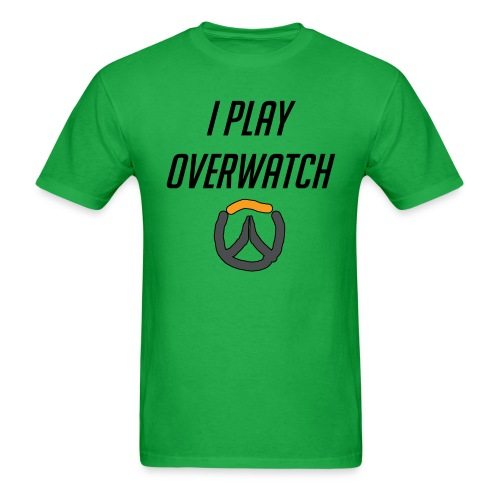 PlayOverwatch - Male - Men's T-Shirt