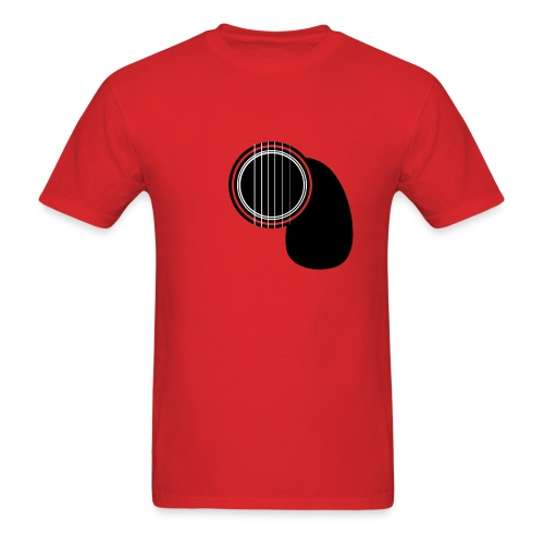 Go Acoustic! - Men - Men's T-Shirt