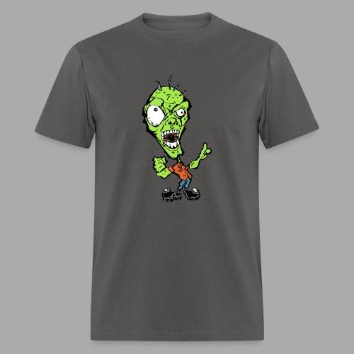 Crazy Ghoul - Men's T-Shirt