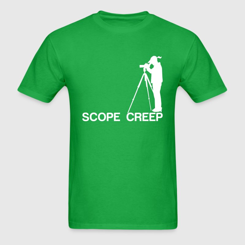 Scope Creep T-Shirts - Men's T-Shirt