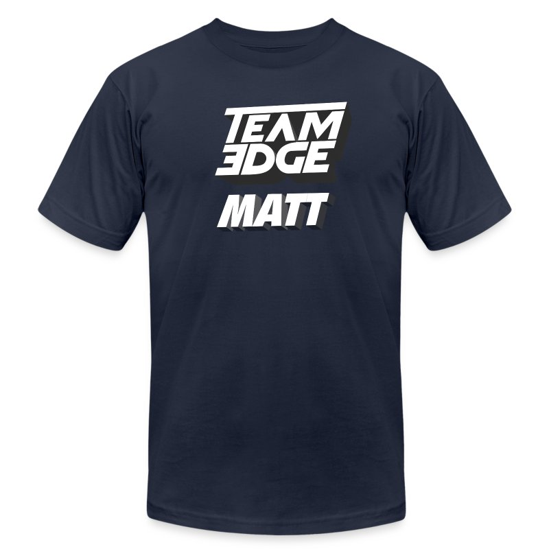 Matt Shirt.png - Men's T-Shirt by American Apparel