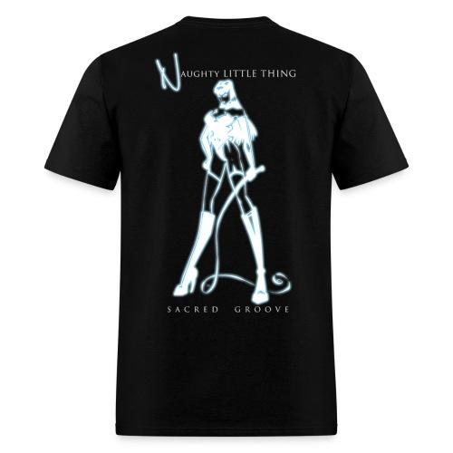 SG Naughty Little Thing - Men's T-shirt - Men's T-Shirt