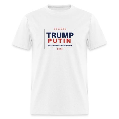 Make Russia Great Again! - Men's T-Shirt
