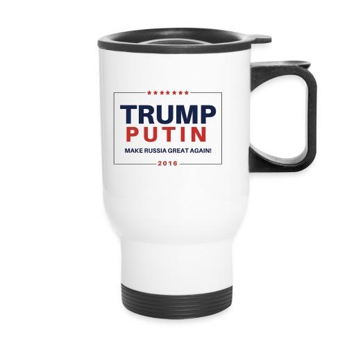 Make Russia Great Again! - Travel Mug