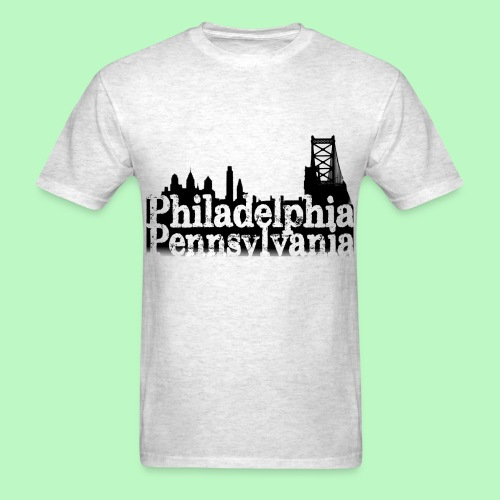 Philadelphia Pennsylvania - Men's T-Shirt