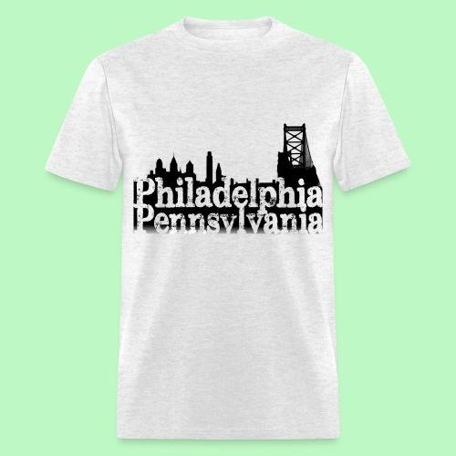 Philadelphia Pennsylvania - Men's T-Shirt